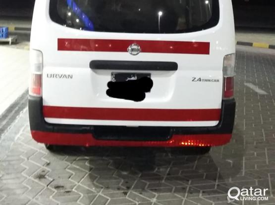 Nissan Urvan 2006