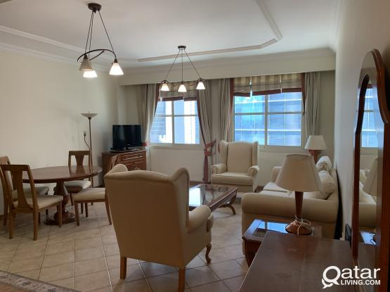 Fully Furnished 1 Bedroom in West Bay