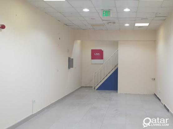 SHOP FOR RENT IN AL ATHIYA ROAD INDUSTRIAL. AREA