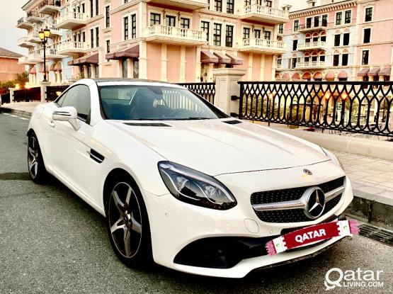 Mercedes SLC 200 2018