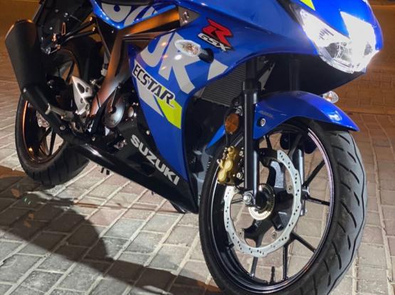 Suzuki Motorcycle GSX-R 1000 2020