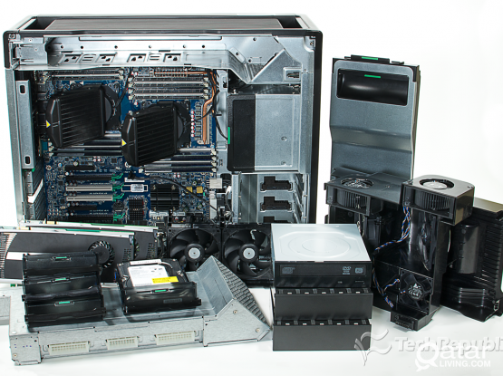 HP Z820 WORKSTATION XEON DUAL PROCESSOR { FOR HIGHER END USERS }