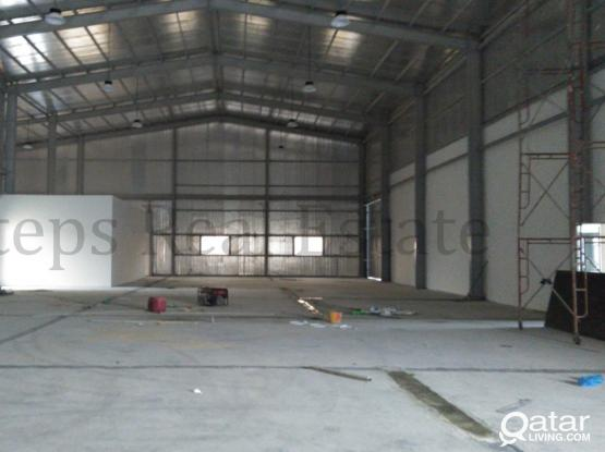 2000 SQm Brand New store For Rent Barkat Alawamar