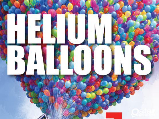 Helium Balloons, Balloon decorations, Wedding Decorations