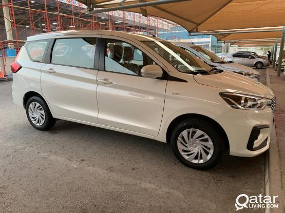 SUZUKI ERTIGA 2019  MODEL AVAILABLE FOR RENT- CALL : 444 4 1243/  555 704 70
