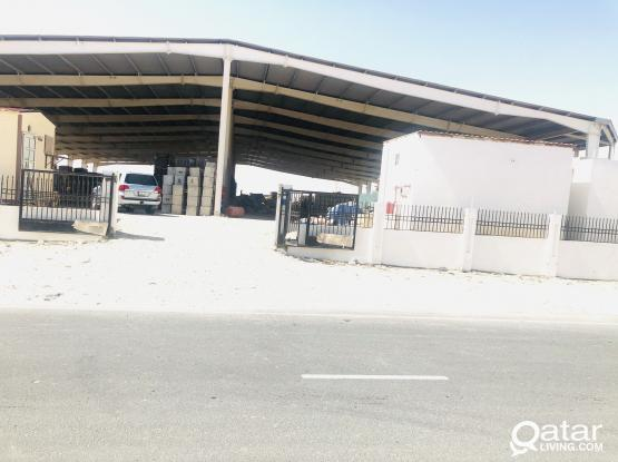 No commission warehouse 5000 sqm for rent  +1 free month