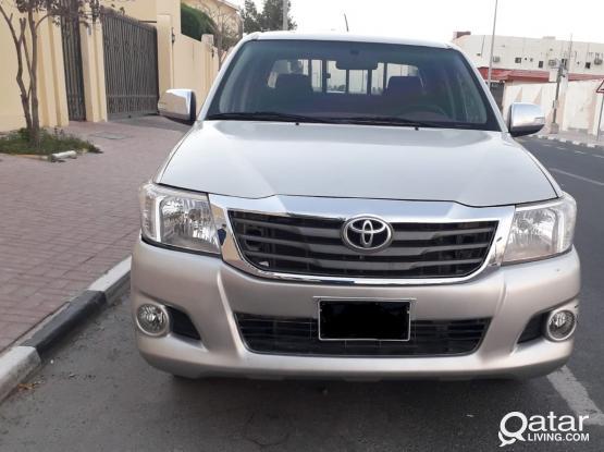 Toyota Hilux Standard 2013