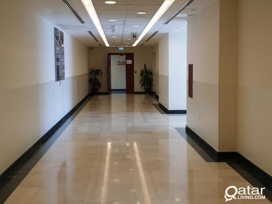 78 SQM2 OFFICE SPACE IN AIRPORT ROAD FOR RENT