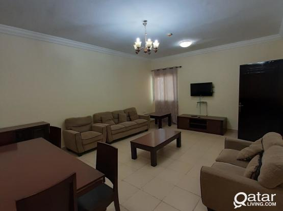2bhk fully furnished all master bedroom apartments in Almansoura near carpet centre