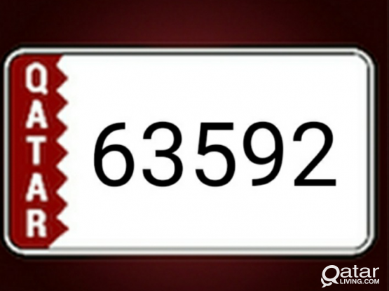5 digit number