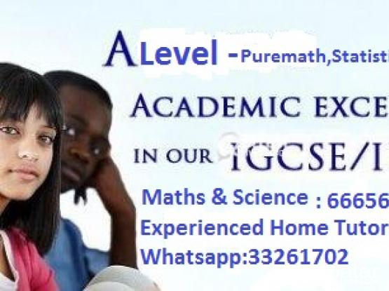 Math tution online-at your home:Edexcel IGCSE-AS-A Level-Grades 5,6,7,8,9,10,11,12:66656342