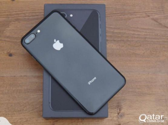 iPhone 8plus 256gb New Condition