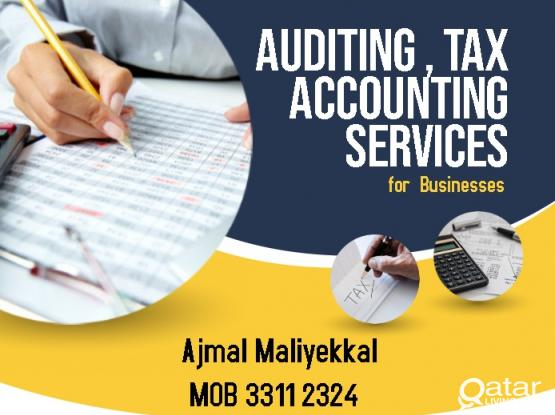 Audit & Tax Services |Tax Consultancy