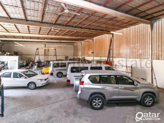 375 SQM Warehouse For Rent In Industrial Area