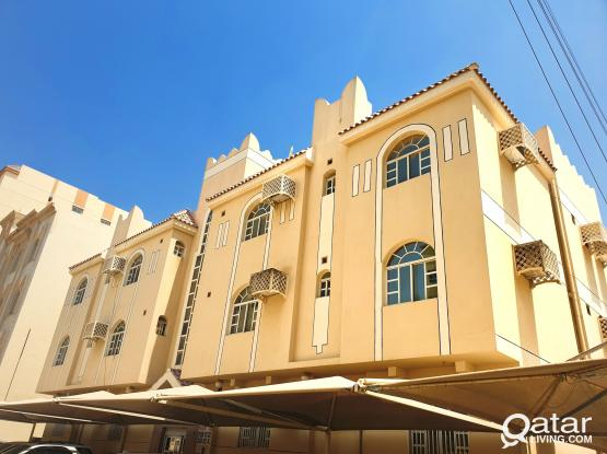 !! 2BHK FULLY FURNISHED AND UNFURNISHED AVAILABLE IN BIN MAHMOUD!!