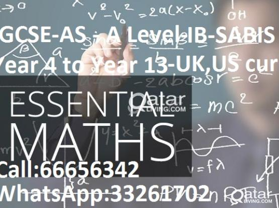 AS&Alevel Home tutor-Math/66656342(Cambridge-Edexcel-IGCSE-ASlevel-Alevel-IB,SABIS) online or at your home:33261702
