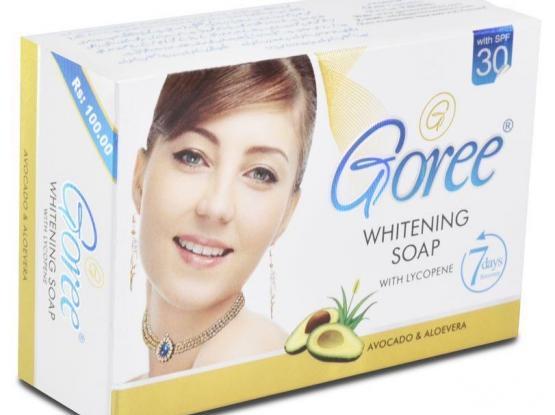Goree Whitening Soap 100 gms