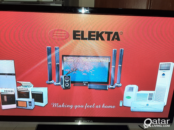 !!. ELEKTA TV 43 GOOD LIKE NEW.!!