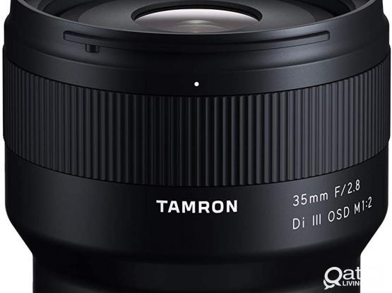 Tamron 35mm F/2.8 Di III OSD M1:2 (for sony mirrorless)