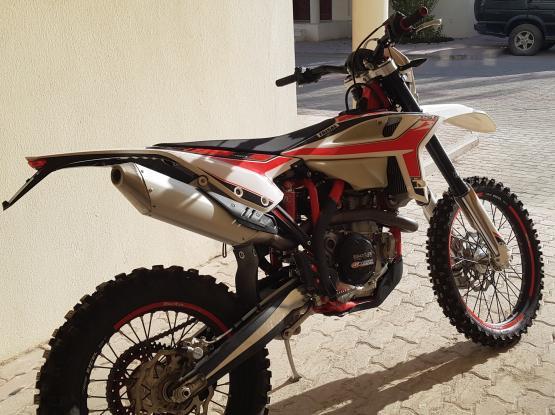KTM EXC 500 2020