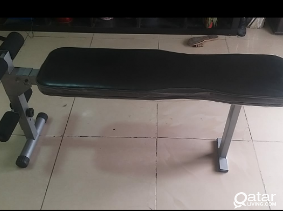Bench for sale for Abdominal Exercise and work out.