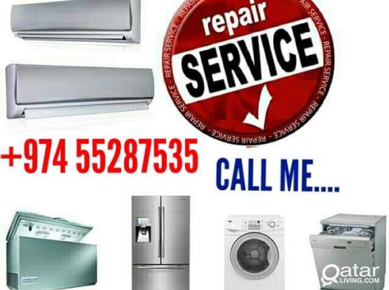 FRIDGE AC AND WASHING MACHINE REPAIR HOME SERVICE