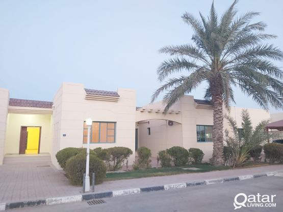 137 - 2 MONTH FREE!! 3BR + Maid Compound Villa with All Facilities
