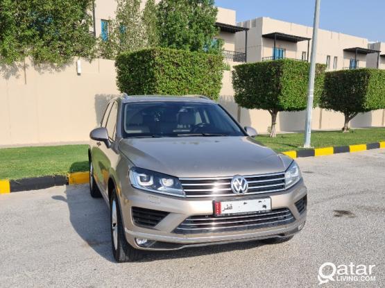 Volkswagen Touareg SE 2015