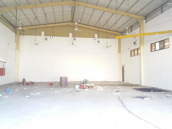 Warehouse for rent in Industrial Area .200 SQMTR