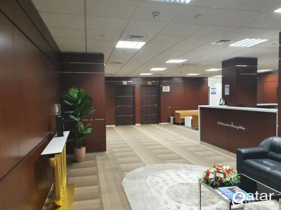 20 Sqm Office in a Excellent Business Center