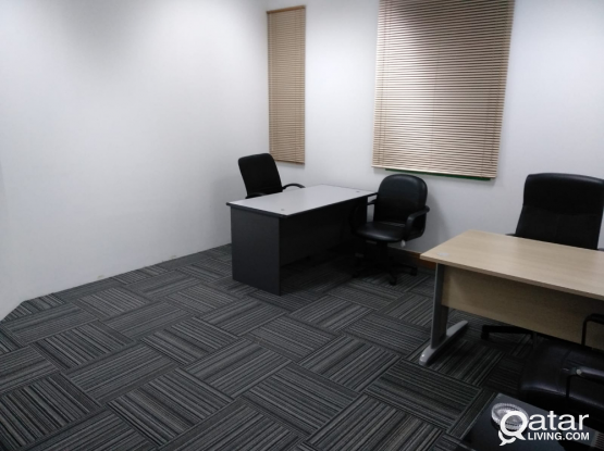 Office for rent on C ring Road. One month Free