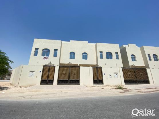 New Stand Alone 8BHK (8 Master Bedrooms + 10 Bathrooms) Stand Alone Villa at Umm Salal Muhammad near Rawabi Market