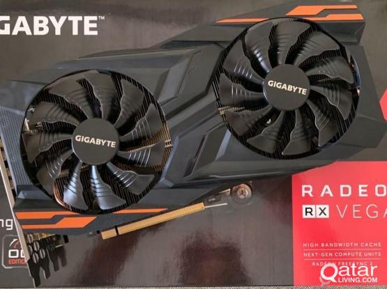 Gigabyte Rx Vega 56 8gb Gaming.