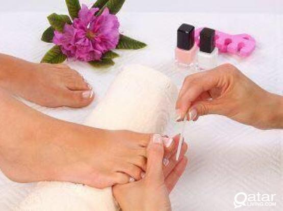 Keratin / Protein / Manicure/ Pedicure/ Waxing
