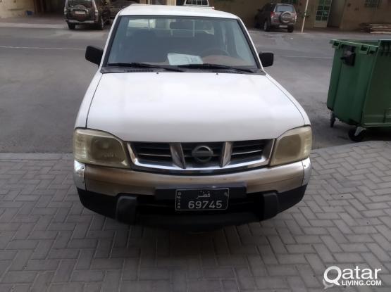 Nissan Pickup 2008
