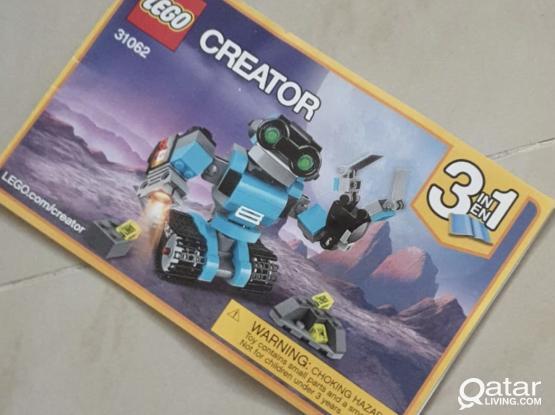 Lego creator 3 in 1 (30162)