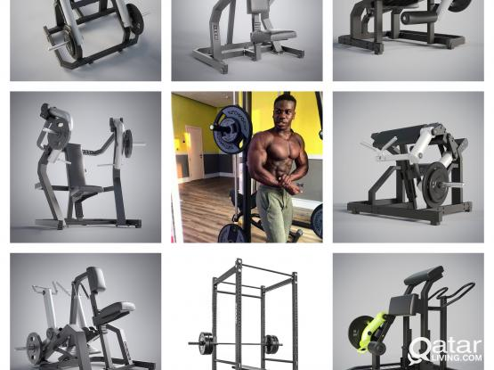 Personal TRAINER / FITNESS coach + RENT GYM RENT EQUIPMENT AT HOME!