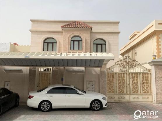 Luxury Finishing 7+1BR SA Villa For Sale-Abu Hamour