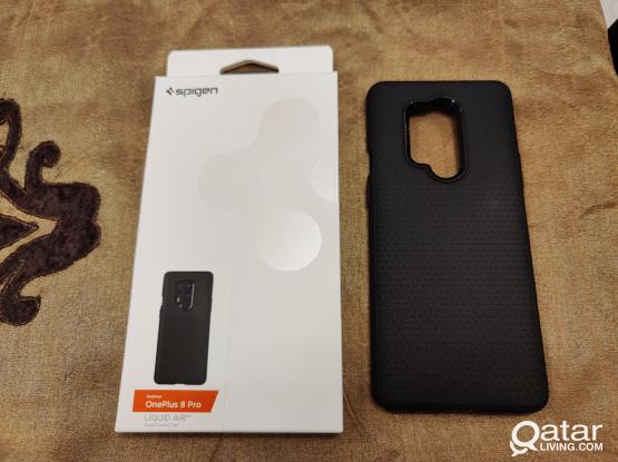 OnePlus 8 pro Spigen Liquid Air Back Case