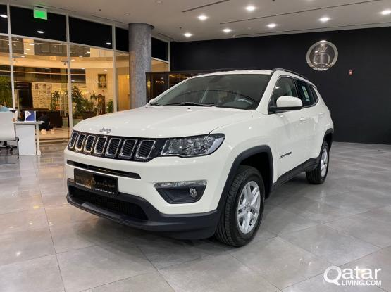 Jeep Compass Latitude 2020
