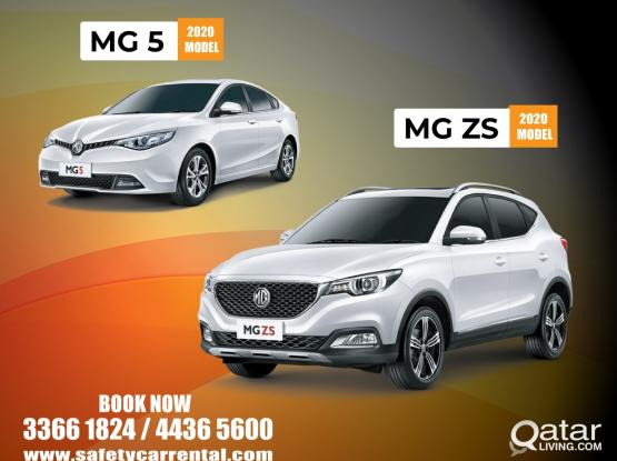 STARTING 75 QR for SUV (On Monthly Contract)