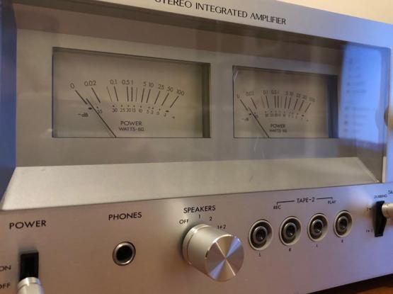 JVC Amplifier