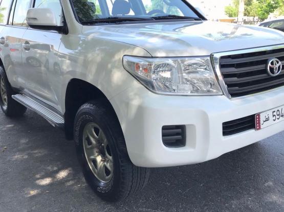 Toyota Land Cruiser 2013