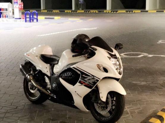 Suzuki Motorcycle Hayabusa 2016