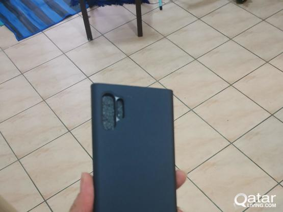 sumsung note 10 + flip cover