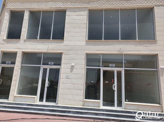 Brand New 80 Sqm Shop in Muntaza