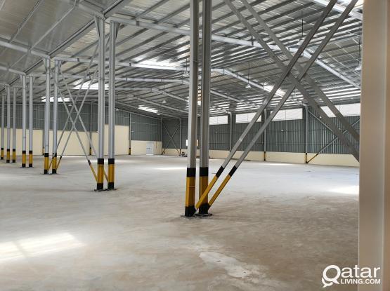 5000 Sqm Facility @ Birkat Alawamer