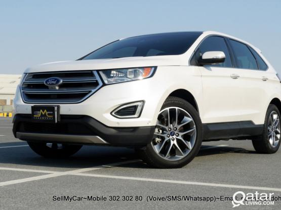 Ford Edge Limited 2016