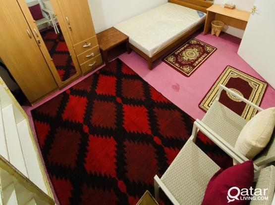 FULLY FURNISHED STUDIO ROOM FOR RENT IN ABU HAMOUR