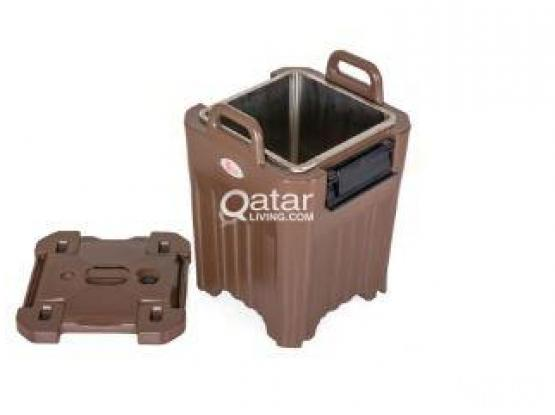 INSULATED FOOD PAN CARRIERS